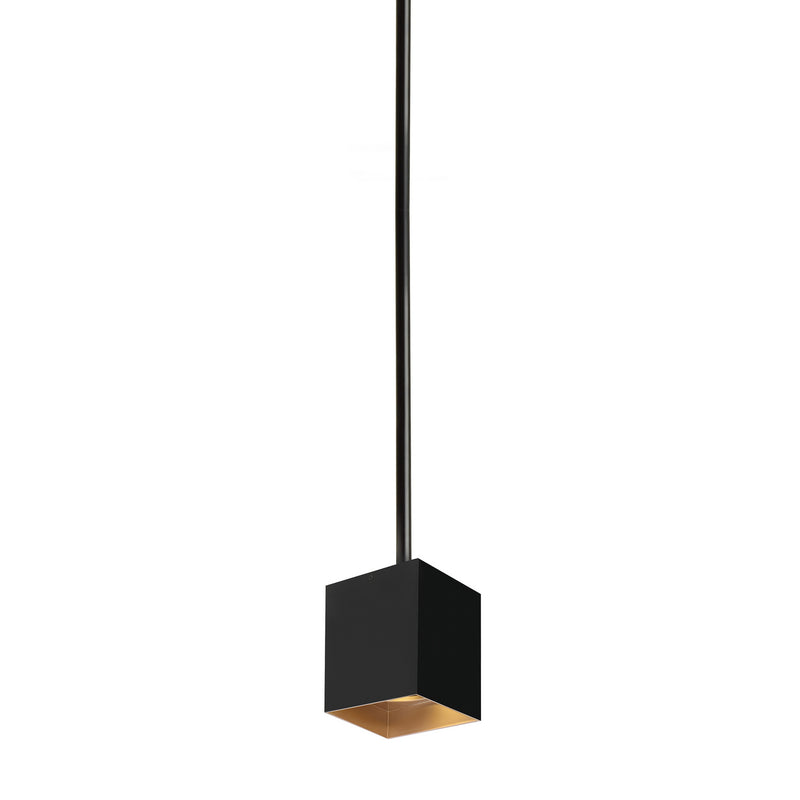Tech Lighting - 700TDEXOP64820BG-LED930 - LED Pendant - Exo - Gold Haze
