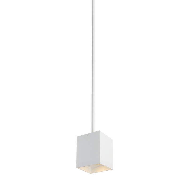Tech Lighting - 700TDEXOP64820WW-LED935 - LED Pendant - Exo - White