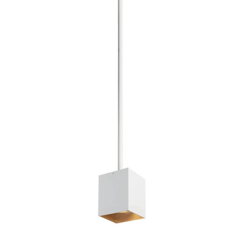 Tech Lighting - 700TDEXOP64860WG-LED930 - LED Pendant - Exo - Gold Haze