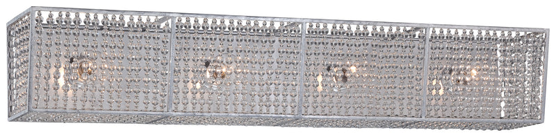 Metropolitan - N2734-598 - Four Light Bath - Saybrook - Catalina Silver