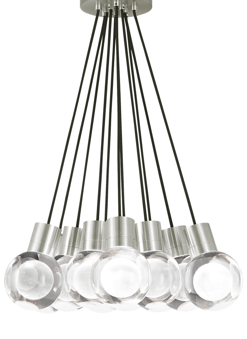 Tech Lighting - 700TDMINAP11CBS-LEDWD - LED Pendant - Mina - Satin Nickel