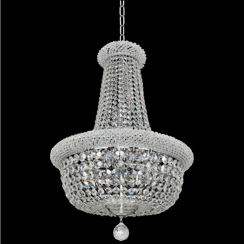 Allegri - 020971-010-FR001 - 15 Light Pendant - Napoli - Chrome