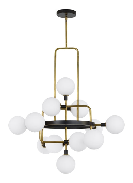 Tech Lighting - 700VGOOR - LED Chandelier - Viaggio