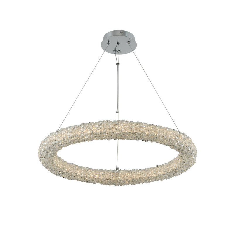 Allegri - 035552-010-FR001 - LED Pendant - Lina - Chrome