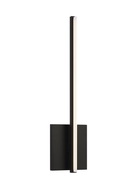 Tech Lighting - 700WSKNWB-LED930-277 - LED Wall Sconce - Kenway - Matte Black