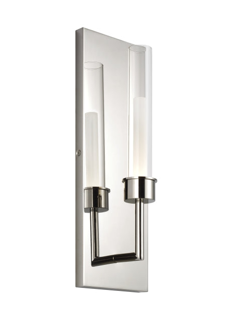 Tech Lighting - 700WSLNG1N-LED930 - LED Wall Sconce - Linger - Polished Nickel