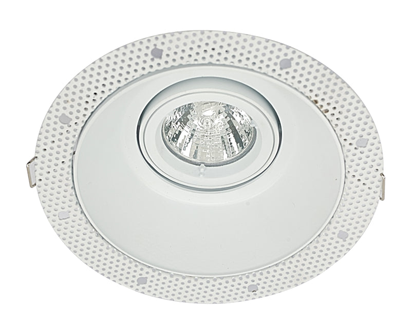 SPOT DE TECHO EMPOTRABLE TRIMLESS PARA MR16  D150MM