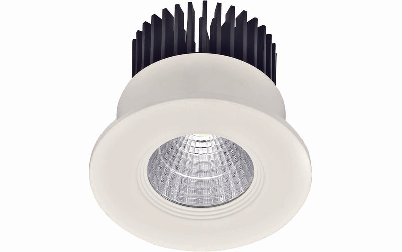 LÁMPARA DE TECHO SPOT LED 6W ( LED INTEGRADO) , 6000K 110-240V , EMITE 410LM, DIMENSIONES D-68 X H-56MM, (NO DIMEABLE)