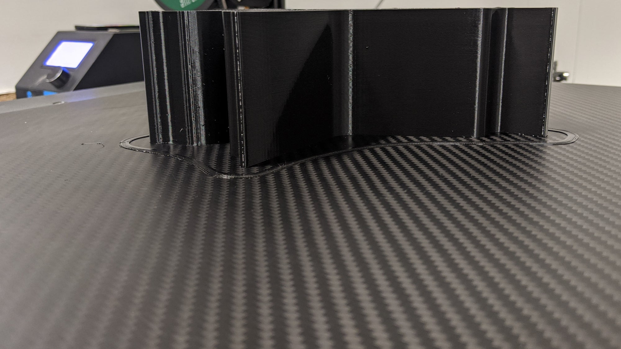 How do you clean the print bed?
