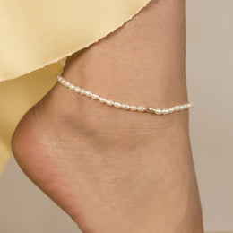 Balmy Anklet