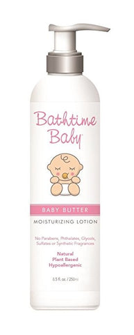 Baby Butter Moisturizing Lotion