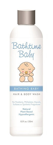 Bathing Baby Hair & Body Wash