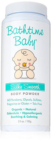 Silky Smooth Body Powder