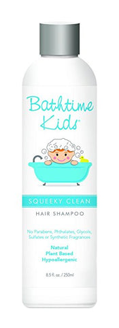 Squeeky Clean Hair Shampoo