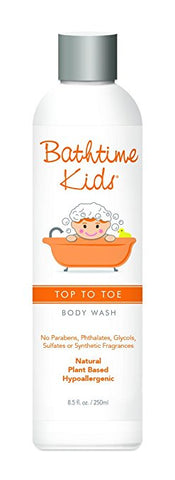 Top to Toe Body Wash
