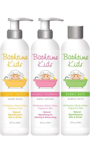 Bathtime Kids Gift Trio #4
