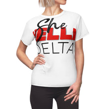 Load image into Gallery viewer, Bri Inspired Delta She Tee