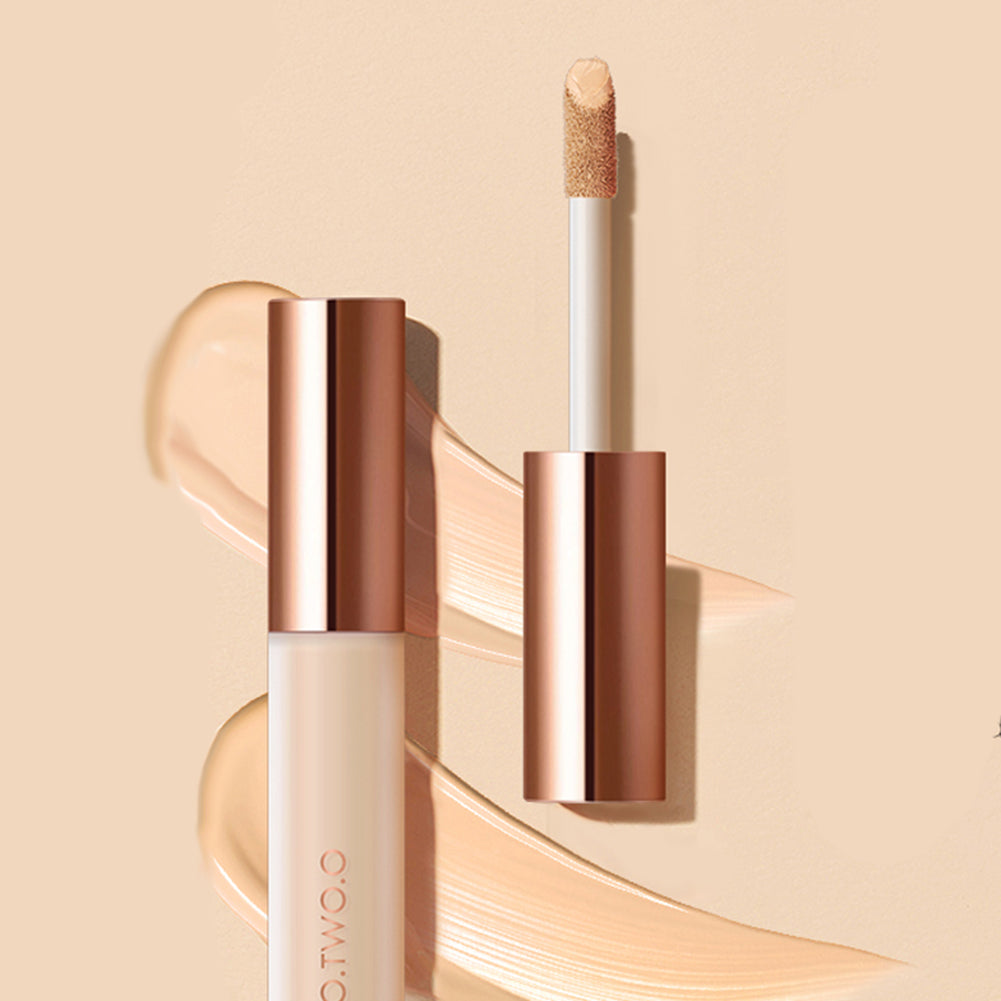 Smooth Concealer Moisturizing Whitening Liquid Foundation Long Lasting Face