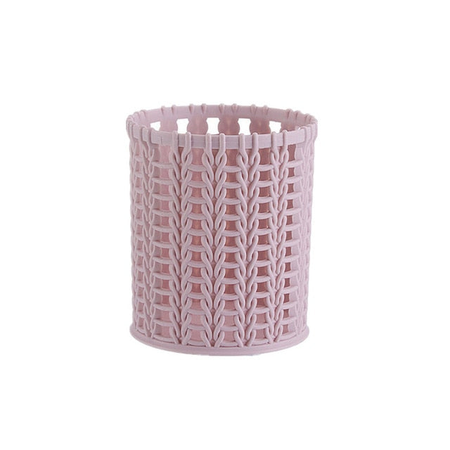 3 Lattices Cosmetic Brush Box Table Organizer Makeup Nail Polish Cosmetic Holder Make Up Tools Boxes Jewelry Display Rack Kits