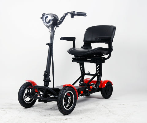 Ephesus S5 Wide Seat - Foldable Mobility Scooter : Ephesus Mobility
