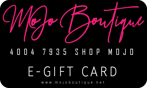 MoJo Boutique Gift Card
