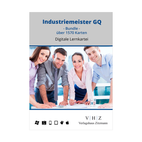 Industriemeister – Bundle – digitale Karteikarten