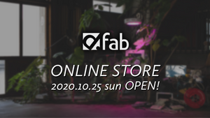 The d.fab shop opened on October 25.