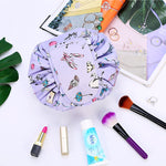 2020 New women make up cases travel cosmetic bag nylon feminine necessarie makeup bags pouch organizer Portable toiletries organ