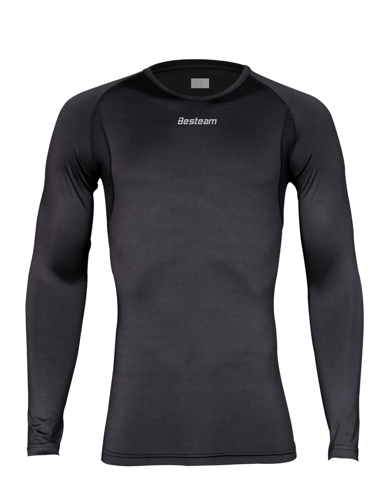 Compression Long Sleeve Black