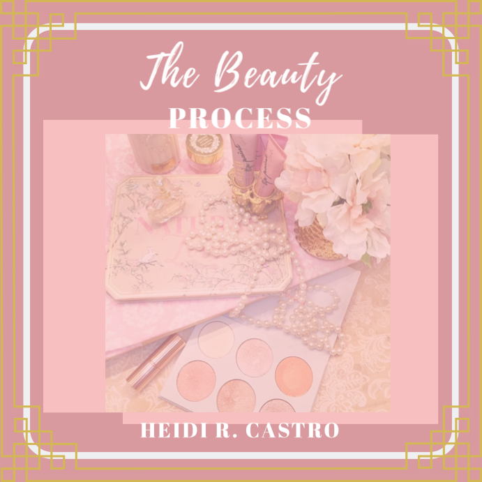 """The Beauty Process"" Makeup Devotional Book"
