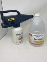 Load image into Gallery viewer, Bacoban 1 gallon 1% 10 Day Disinfectant And Cleaner  water based  the longest lasting disinfectant on the market .