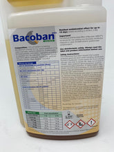 Load image into Gallery viewer, Bacoban - Water Based Cleaner and Disinfectant (Effective up to 10 days) - 500ML Sprayer