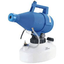 Load image into Gallery viewer, Disinfectant Fogger Machine 4.5L - INCLUDES 1 GALLON OF GK2