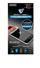 Load image into Gallery viewer, CrystalTech Nano Liquid Screen Protector With Consumer's Choice Warranty ($100-$200-$500) - For Phones, Tablets & Smart Watches