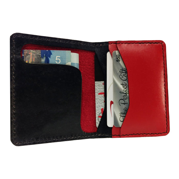 Minialist Designer Leather Wallet