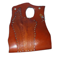 Leather 3-ring Binder