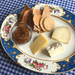 Cheese, Chutney & Crackers