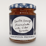 Seville Orange Marmalade with Cider Brandy