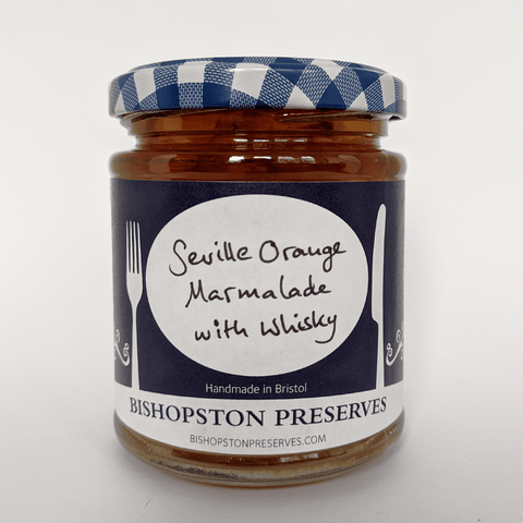 Seville Orange Marmalade with Whisky