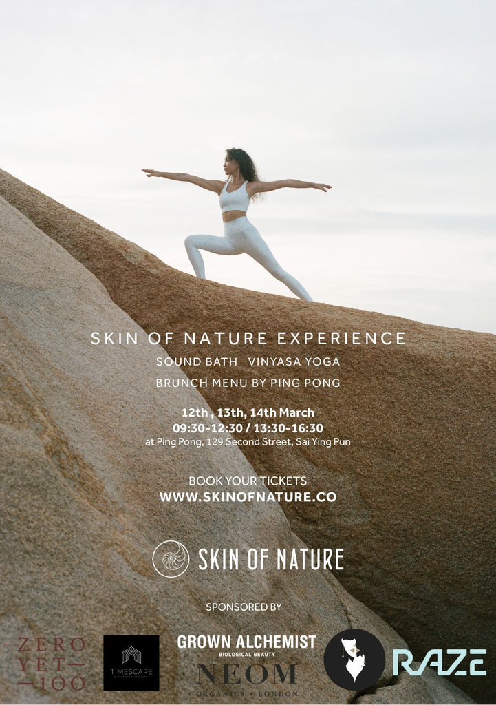 Skin of Nature Experience