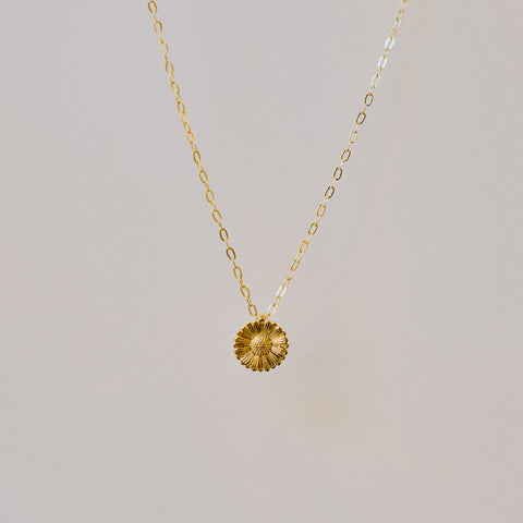 Gold filled Kette - Daisy
