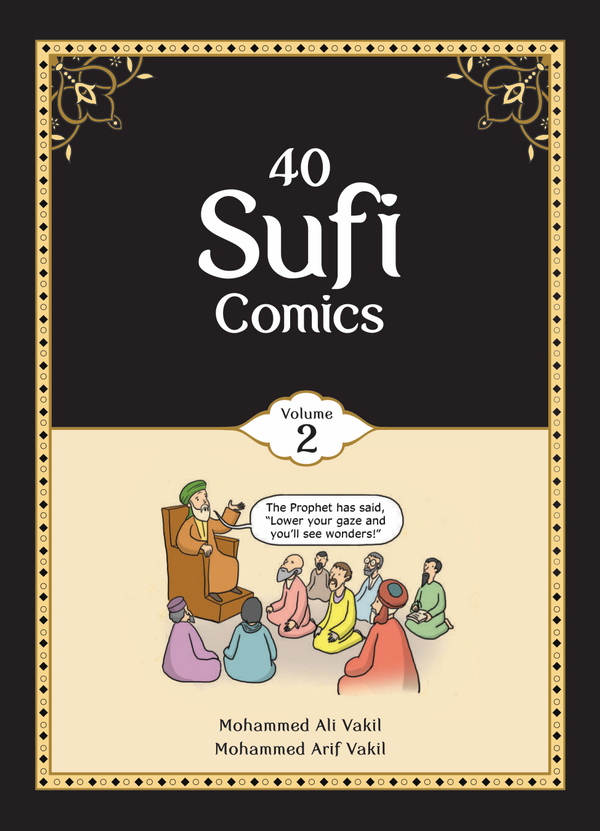 40 Sufi Comics (Volume 2)