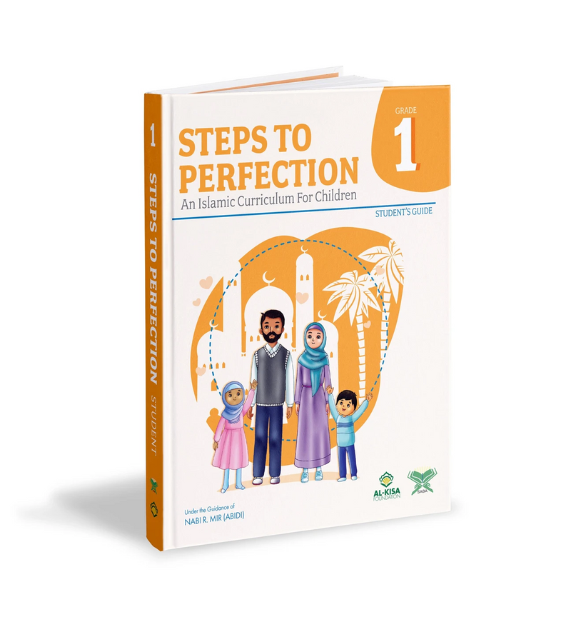 Steps to Perfection | Grade 1 | Student's Guide