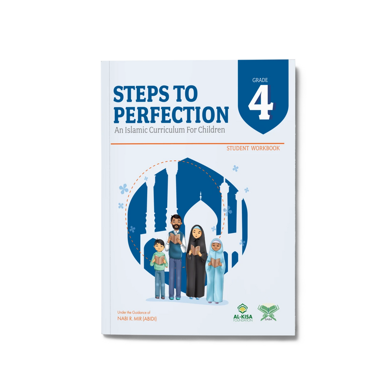 Steps to Perfection | Grade 4 | Student Guide & Student Workbook Bundle