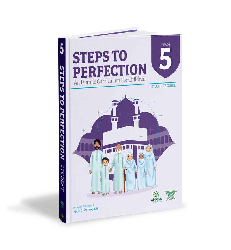 Steps to Perfection | Grade 5 | Student Guide & Student Workbook Bundle