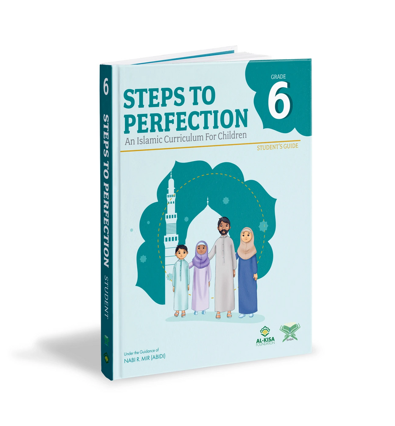 Steps to Perfection | Grade 6 | Student Guide & Student Workbook Bundle