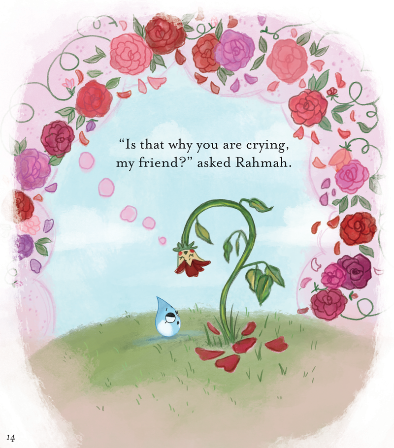 Rahmah the Raindrop (Suggested Ages: 4-8)