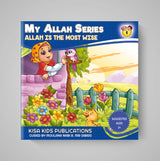 My Allah Series – A Collection of 10 Books (Suggested Ages 3+)
