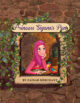 Princess Siyana's Pen (Suggested Ages: 5-12)