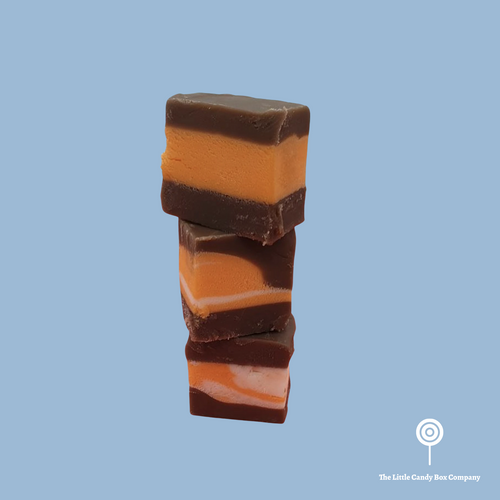 Creme egg - creme egg fudge